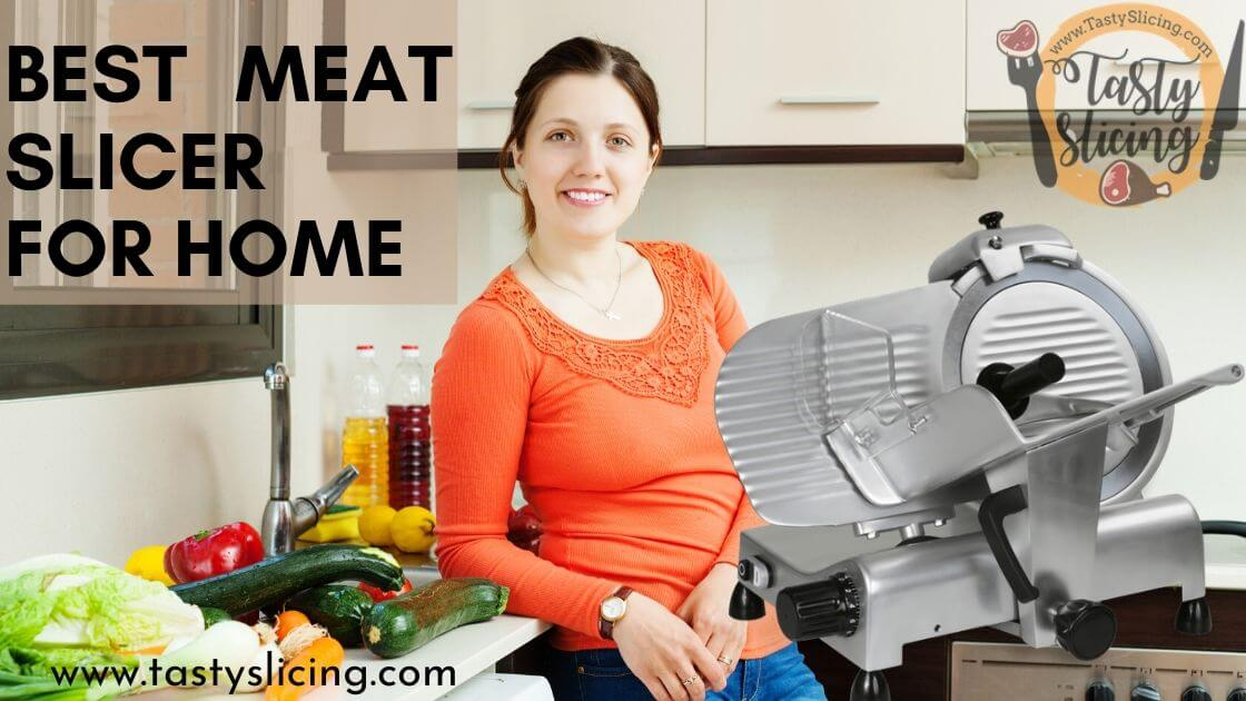 Featured image: Best meat slicer for home