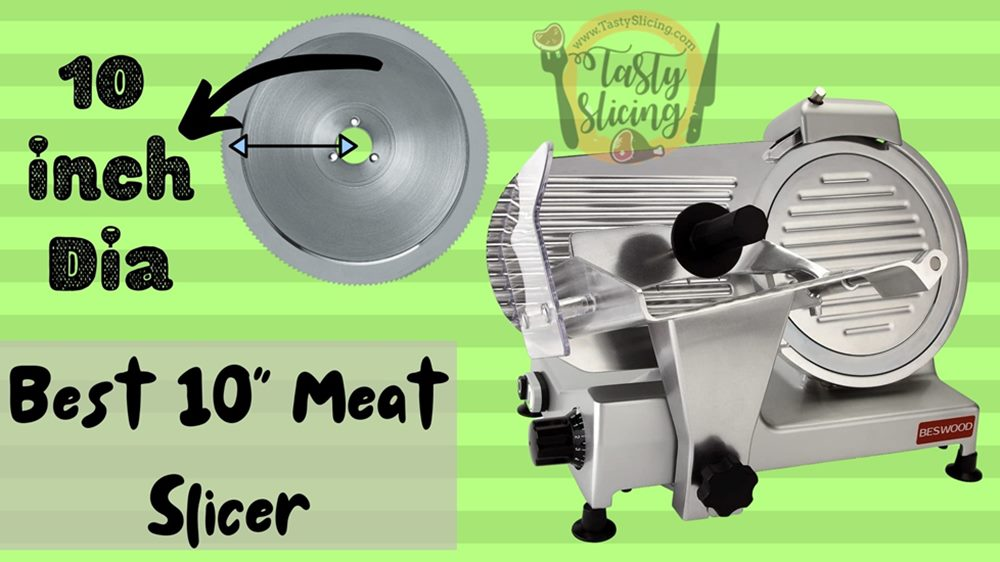 featured image of best 10 inch meat slicer