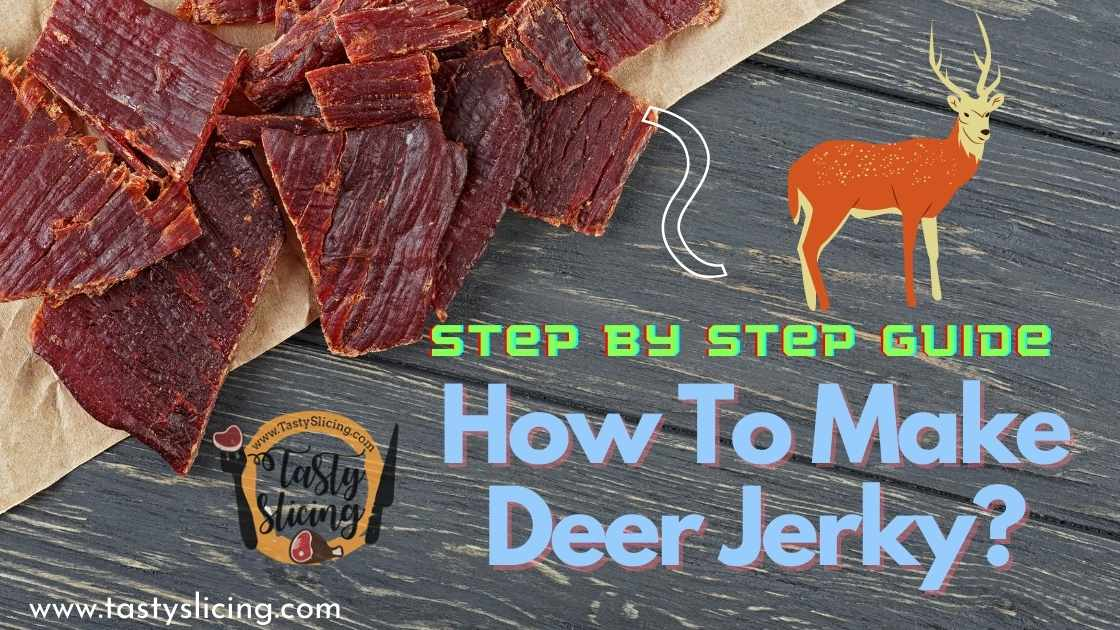 Featured image of How to make deer jerky